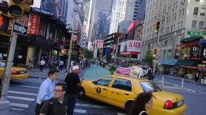 New York driving