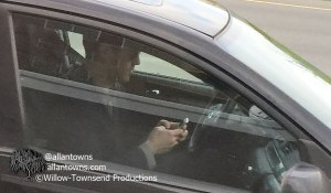 texting and driving -- (C) Willow-Townsend Productions